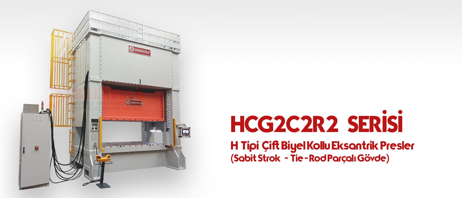 HCG2C2R2-eksantrik-pres-üst
